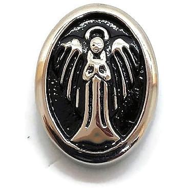 "Design 1219 Gothic Angel SGS, EN 1"" H x 3/4"""" W"