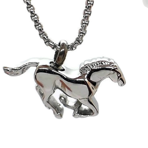 "Design 1359 Horse Lovers SGS 1"" H x 1 1/4"" W"