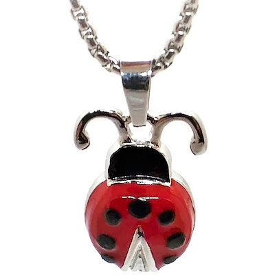 "Design 1369 Lady Bug SGS., EN 1"" H x 3/4"" W"