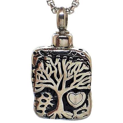 "Design 1382 Filigree Tree of Life SGS., EN 3/4"" H x 3/4"" W"
