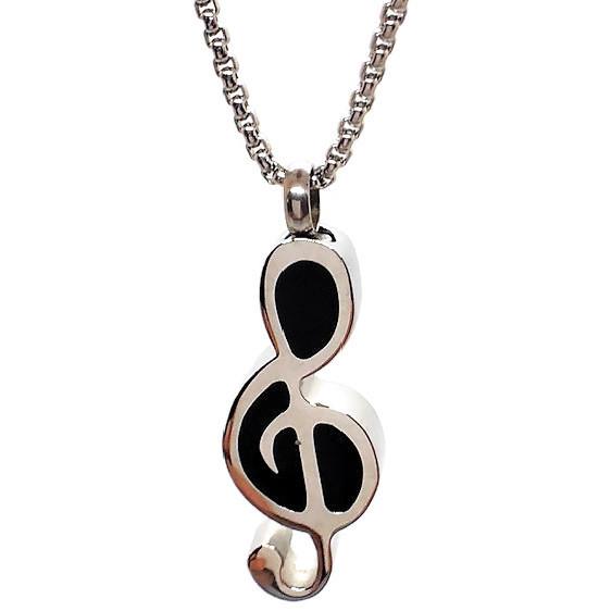 "Design 1503 Music Clef SGS., EN, 1 "" H x 1"" W"