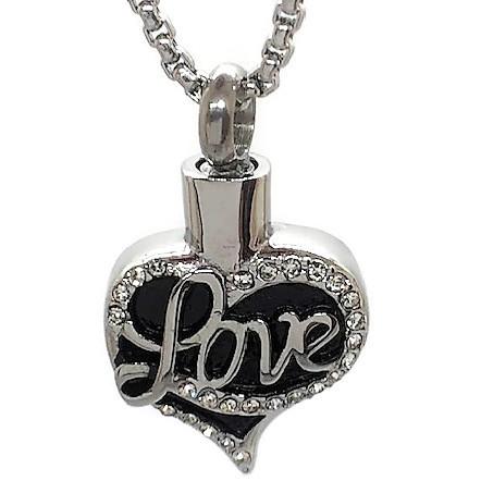 "Design 1514 'Love' Heart SGS., ZG, EN, 3/4"" H x 3/4"" W"