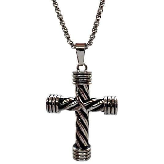 """Design 1621Celtic CrossSGS, EN1 1/2"""" H x 1/2"""" W"""