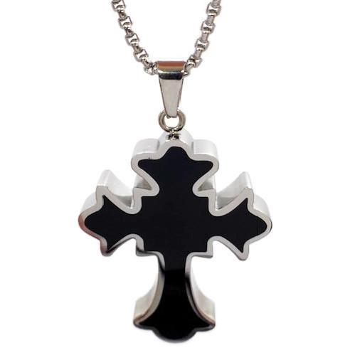 """Design 1626 Celtic Cross SGS., EN, 1 1/2"""" H x 1 1/4"""" W"""