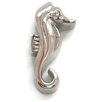 """Design 1921 Seahorse SGS, EN, 1"""" H x 1/2"""" W"""
