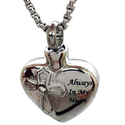 """Design 2002 """"Always in My Heart"""" SGS, ZG, 3/4"""" H x 3/4"""" W"""