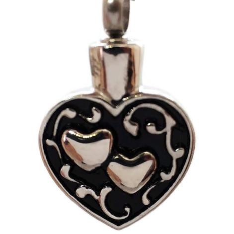"""Design 2123 Celtic Heart SGS, EN, 3/4"""" H x 3/4"""" W"""