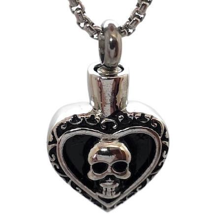 "Design 2132 Gothic Heart SGS, EN, 3/4"" H x 3/4"" W"