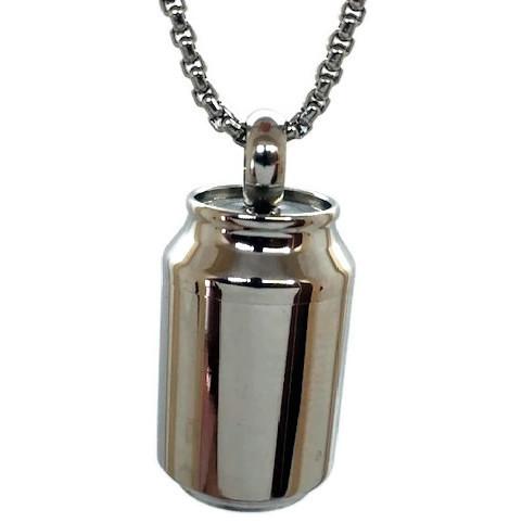 "Design 2317 Barrel Pendent SGS, 1"" H x 3/4"" W"