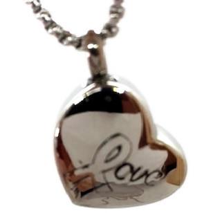 "Design 2319 Heart ""Love"" Ribbon SGS, EN, 3/4"" H x 3/4"" W"