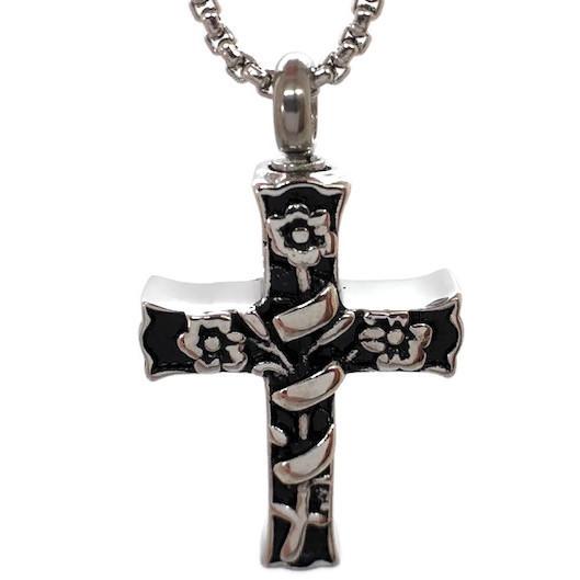 """Design 2321 Celtic Cross SGS, EN, 1 1/4"""" H x 1"""" W"""