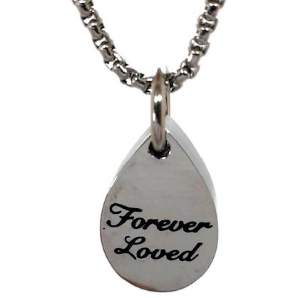 "Design 2450 ""Forever Loved"" SGS, EN, 3/4"" H x 1/2"" W"