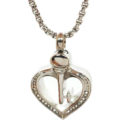 "Design 2471 Key Heart SGS, EN, ZG, 3/4"" H x 3/4"" W"