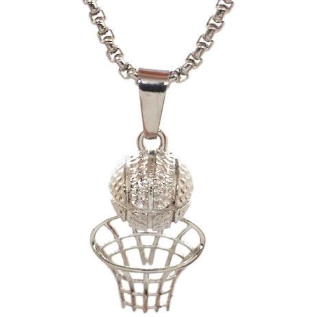 "Design 2479 Basketball SGS, 1 1/4"" H x 3/4"" W"