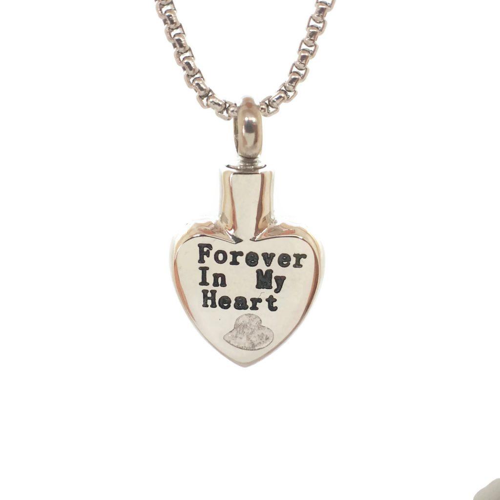 """Design 2522 """"Forever in My Heart"""" SGS, EN, 3/4"""" H x 3/4"""" W"""